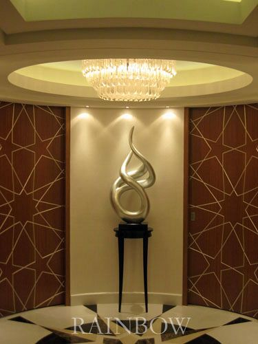 Bespoke cake chandelier in Knightsbridge