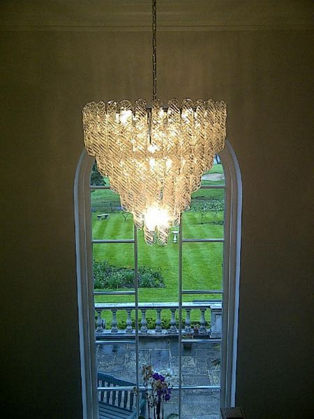 Molle Chandelier