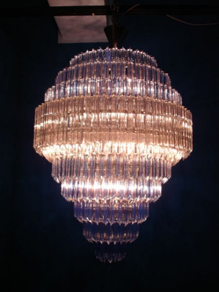 Bepoke chandelier (Milan project)