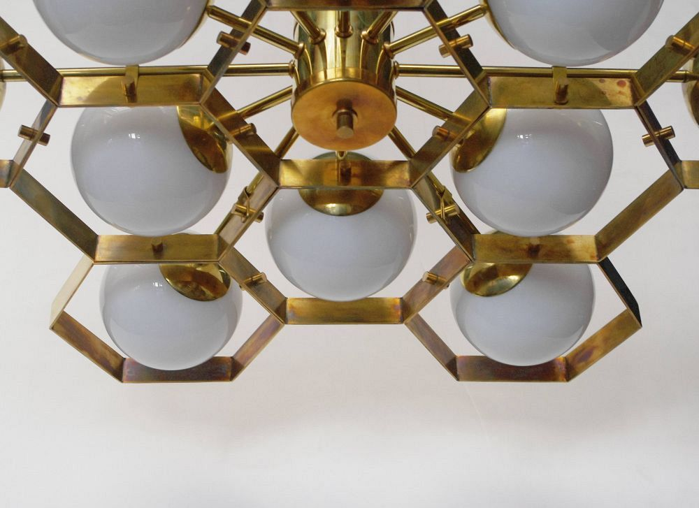 Honeycomb Chandelier 2