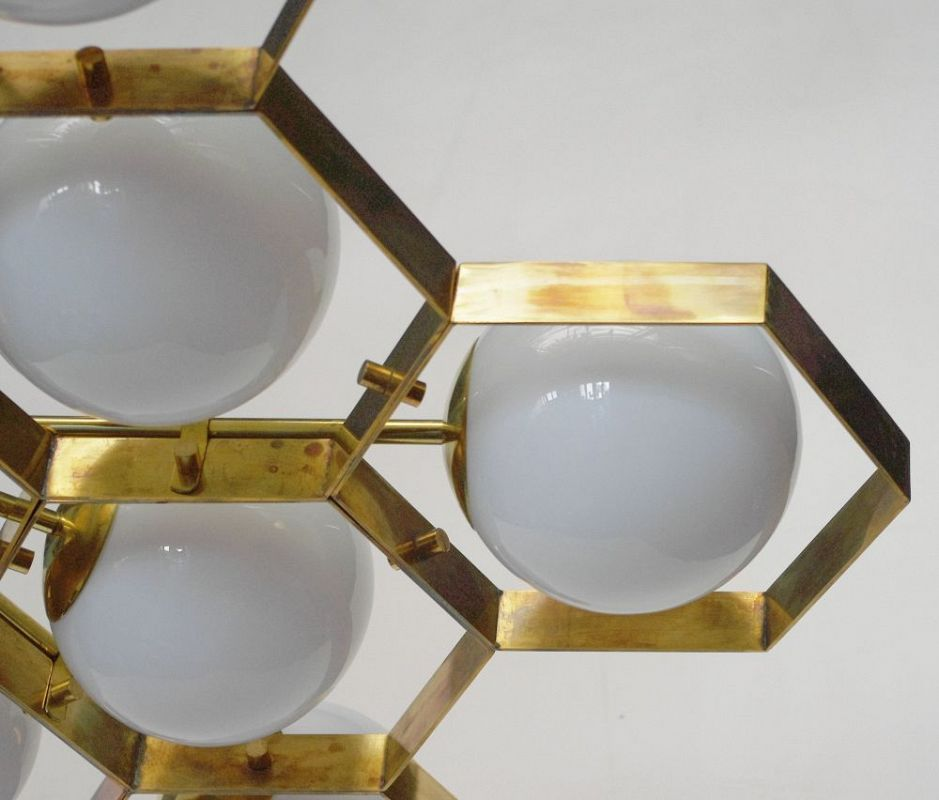 Honeycomb Chandelier 4