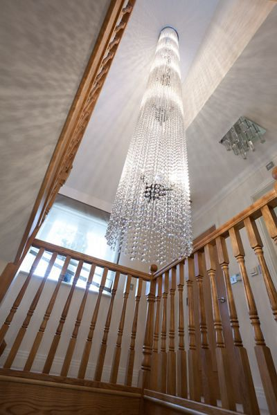 Diamante Round Chandelier 3